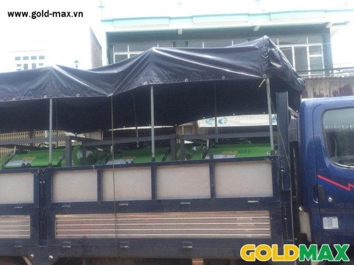 Máy cuốn rơm GoldMax nhập khẩu chất lượng giá tốt3