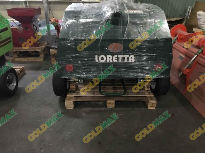 Máy cuốn rơm Loretta Xuất xứ Ấn Độ chất lượng cao4