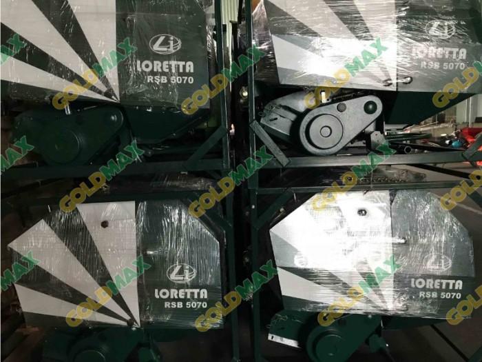 Máy cuốn rơm Loretta Xuất xứ Ấn Độ chất lượng cao6