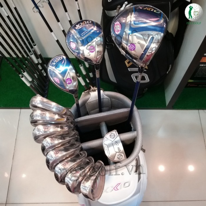 Bộ Gậy Golf XXIO11 Ladies (MP1100)4