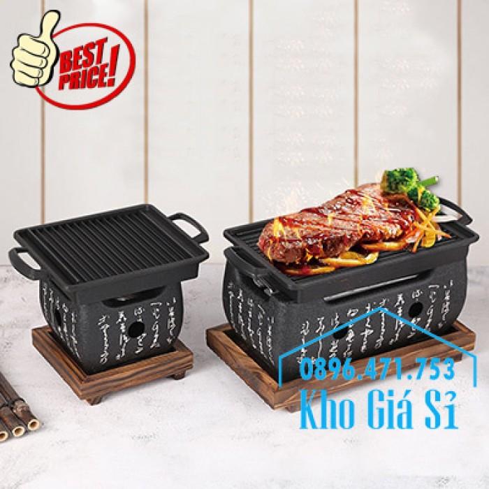 Bếp nướng kiểu Nhật - Bếp nướng thịt kiểu nhật giá tốt nhất tại HCM4
