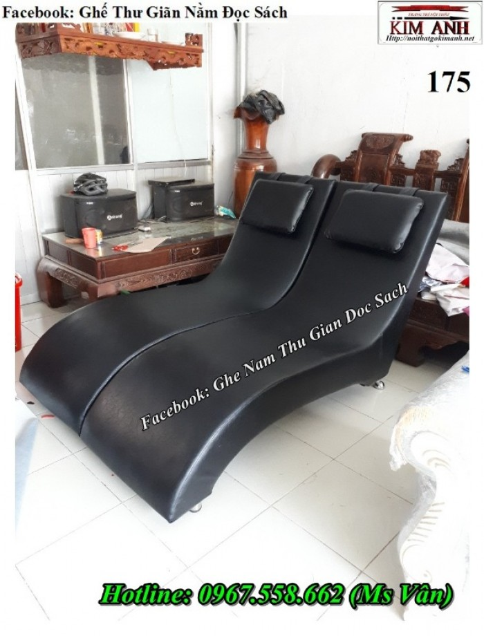 ghế nằm dành cho người già2