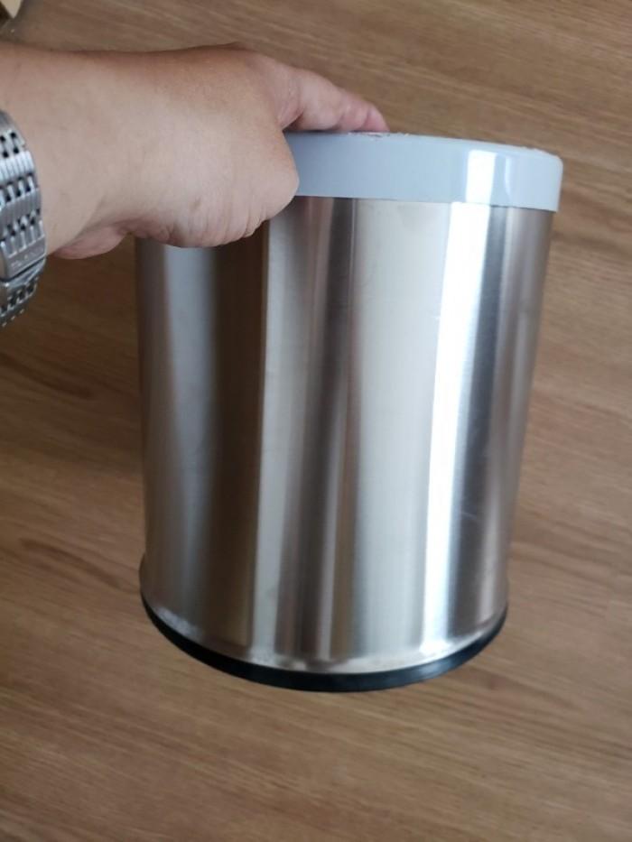 Cung cấp thùng rác inox khách sạn giá rẻ - Dụng cụ khách sạn Thiên An4