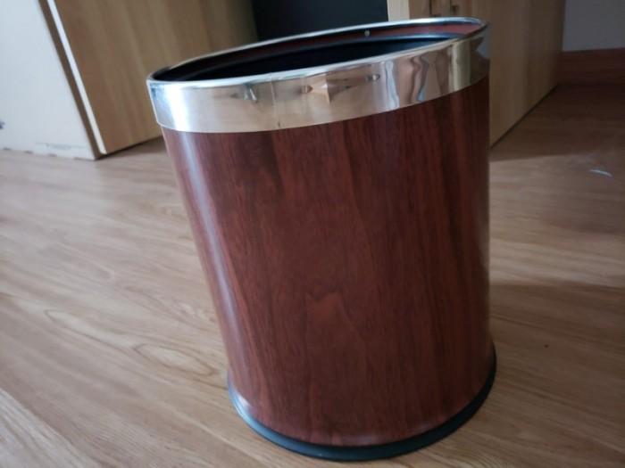 Cung cấp thùng rác inox khách sạn giá rẻ - Dụng cụ khách sạn Thiên An2