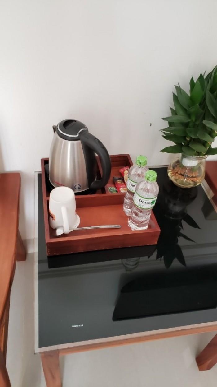 Cung cấp khay trà, cà phê nhiều ngăn khách sạn - Bộ Amenities khách sạn Thiên An3