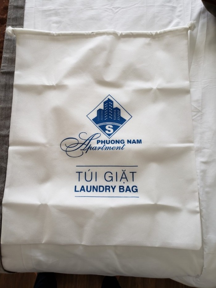 Nguồn sỉ túi đựng đồ giặt khách sạn - Bộ Amenities khách sạn Thiên An