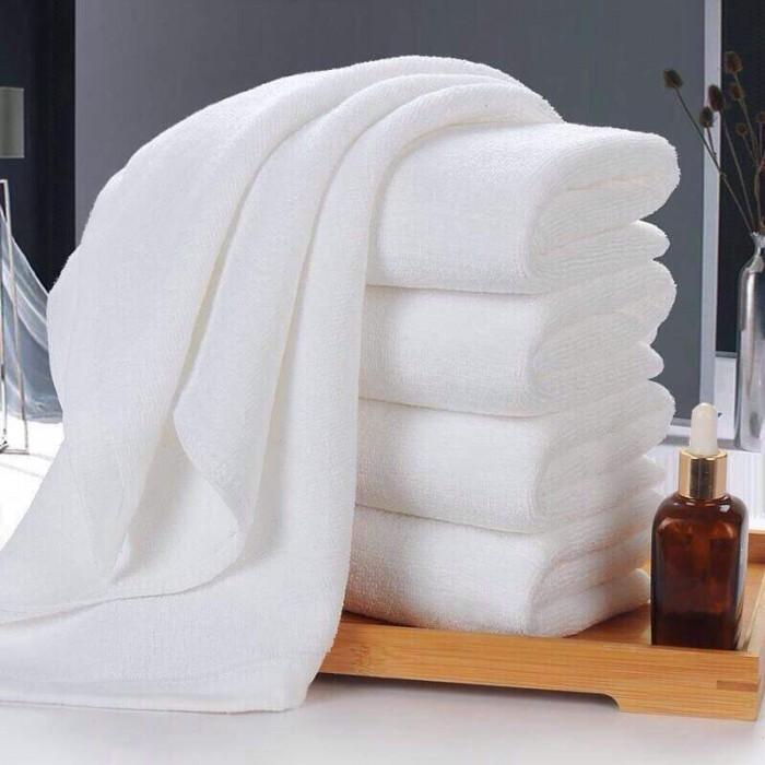 Mua khăn tắm 70*40 khách sạn giá rẻ HCM - Bộ Amenities khách sạn Thiên An