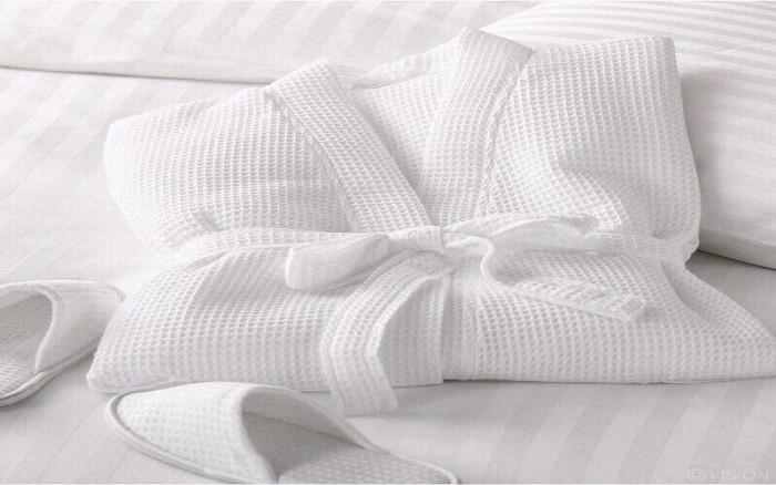 Bán áo choàng tắm trong khách sạn - Thiết bị khách sạn Thiên An0