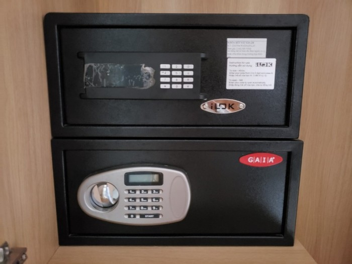 Cung cấp két sắt mini khách sạn - Thiết bị khách sạn Thiên An1