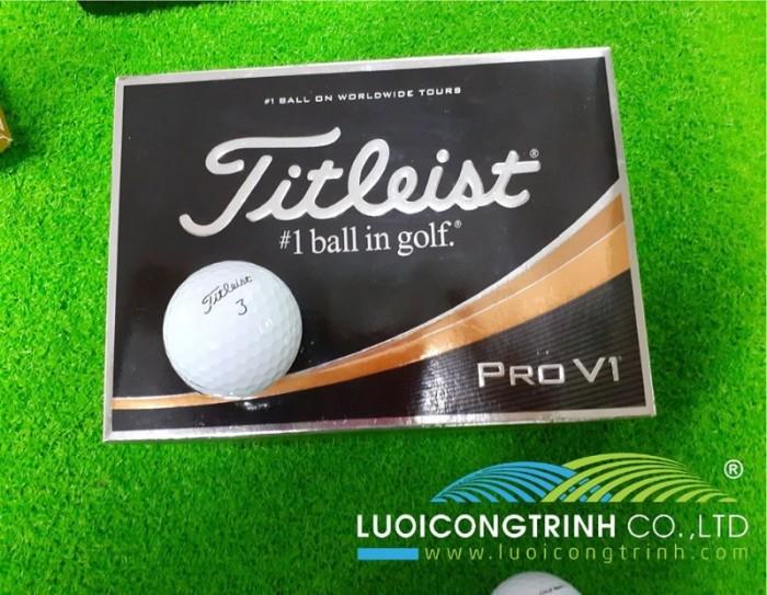 Bóng Golf cao cấp Titleist PRO V1 giá chuẩn3