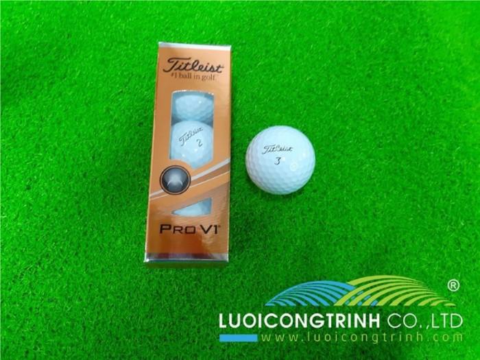 Bóng Golf cao cấp Titleist PRO V1 giá chuẩn2