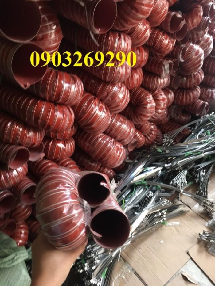 Bán ống silicon chụi nhiệt độ cao gia cố lõi thép , chụi áp xuất ,D200,D175,D160,D150,D125,D115,D100,D90,D76,D63,D51,D45,D40,D38,D32,D252