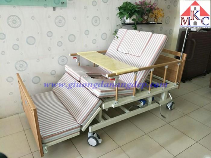 Các mẫu giường bệnh nhân đa năng MKC-Medical mới model 20200