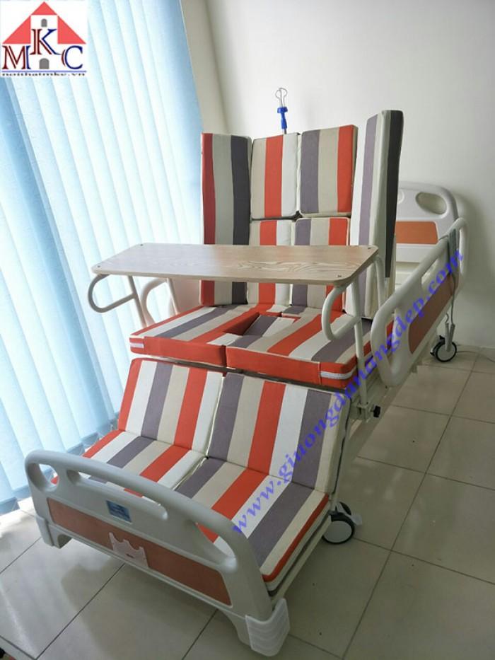 Các mẫu giường bệnh nhân đa năng MKC-Medical mới model 20202