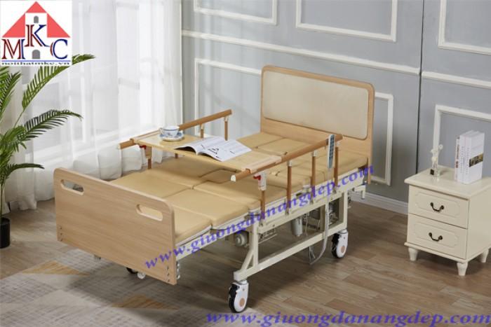 Các mẫu giường bệnh nhân đa năng MKC-Medical mới model 20203