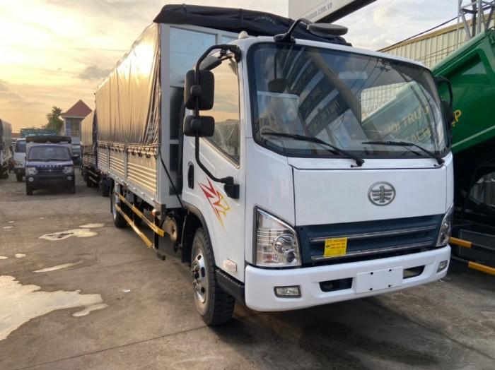 Xe tải Faw 8 tấn (7.3 tấn )| faw 7.8 Tấn động cơ hyundai thùng siêu dài. 3