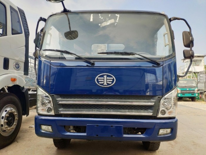 Xe tải Faw 8 tấn (7.3 tấn )| faw 7.8 Tấn động cơ hyundai thùng siêu dài. 1