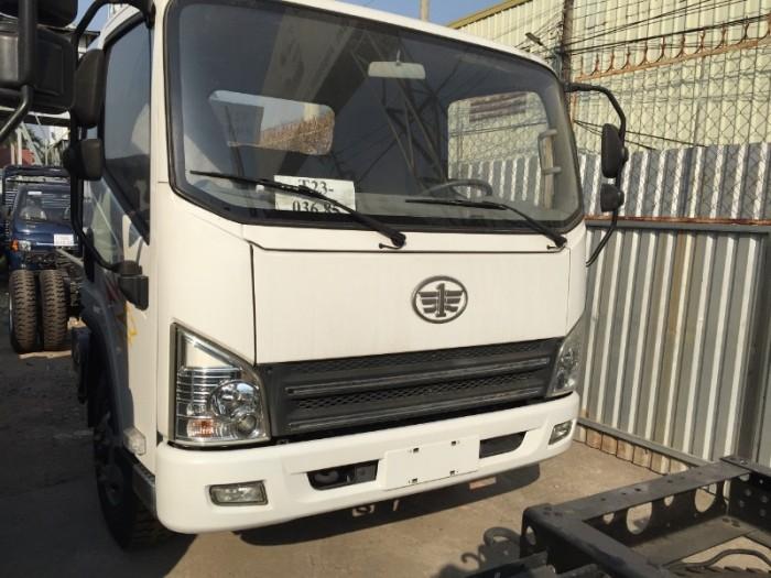 Xe tải Faw 8 tấn (7.3 tấn )| faw 7.8 Tấn động cơ hyundai thùng siêu dài. 5