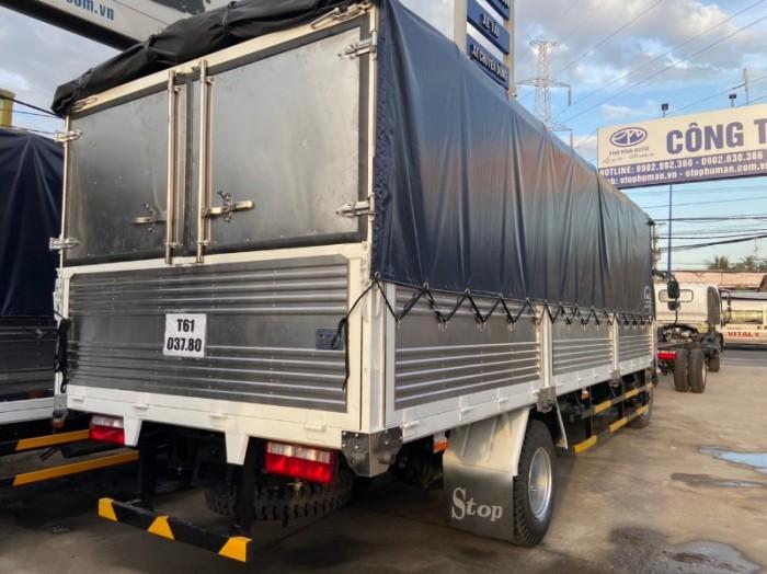 Xe tải Faw 8 tấn (7.3 tấn )| faw 7.8 Tấn động cơ hyundai thùng siêu dài. 2