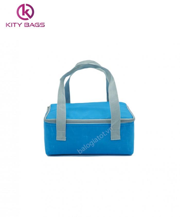 Túi giữ nhiệt cơm văn phòng in logo công ty3