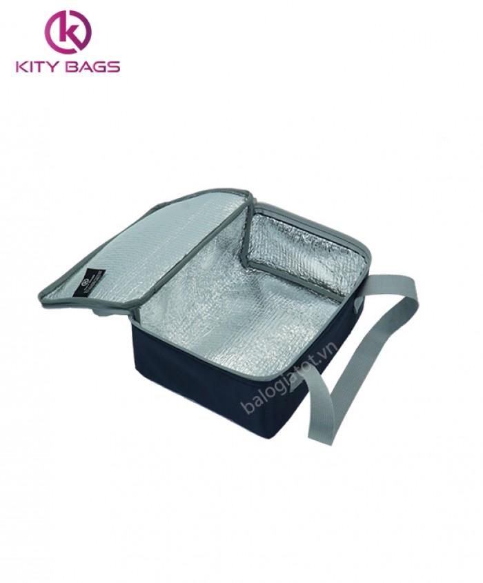 Túi giữ nhiệt cơm văn phòng in logo công ty2