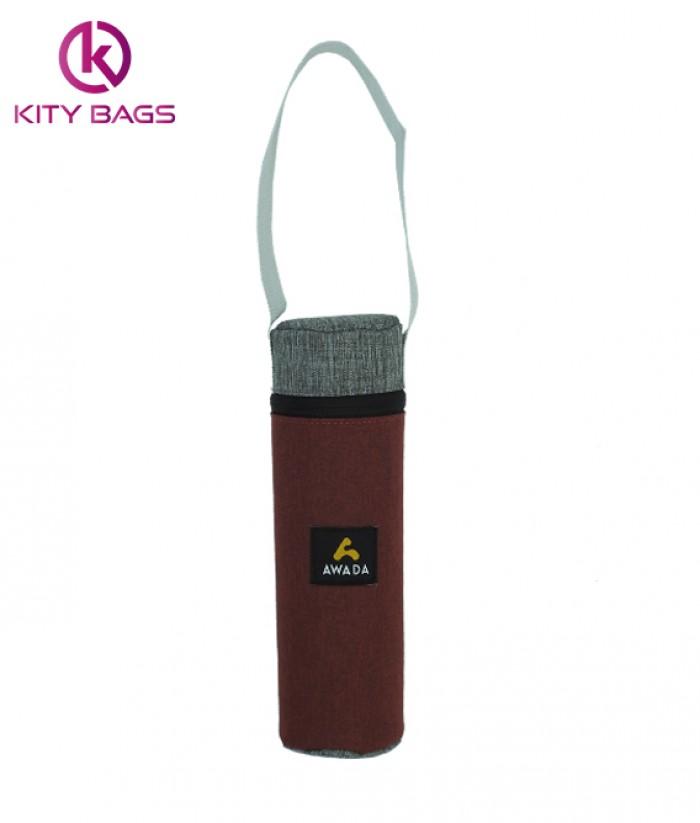 Túi đựng bình giữ nhiệt in logo theo yêu cầu - Qùa tặng thích hợp cho công ty du lịch1