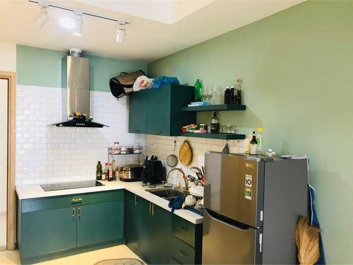 cần cho thuê căn hộ 2pn view Bitexco Quận 1 đầy đủ nội thất2