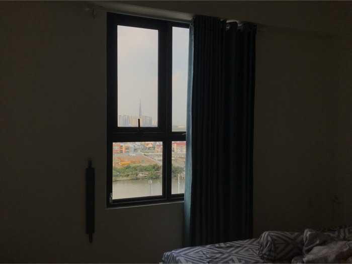 cần cho thuê căn hộ 2pn view Bitexco Quận 1 đầy đủ nội thất4