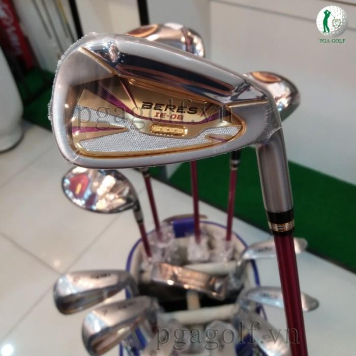 Bộ Gậy Golf Honma Beres E-06 3 Sao Ladies0