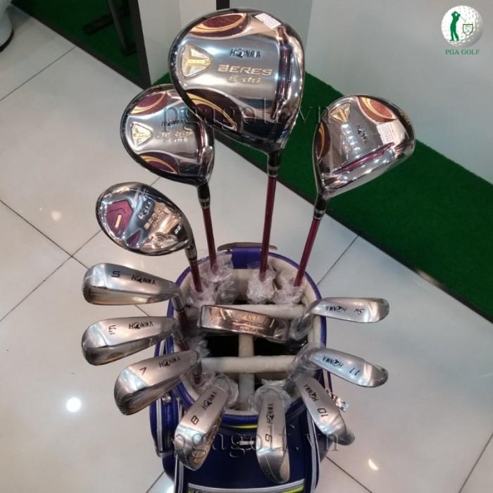 Bộ Gậy Golf Honma Beres E-06 3 Sao Ladies3