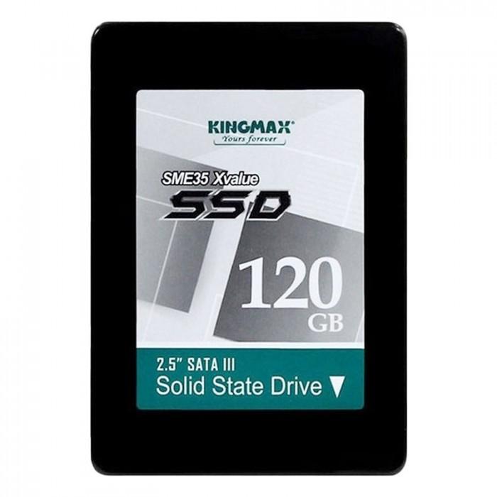 Ổ cứng SSD Kingmax 120Gb SMV32 Sata 3 2.5inch chính hãng1