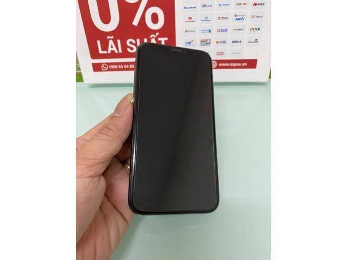 Iphone X 64gb đen lock đẹp nguyên zin0
