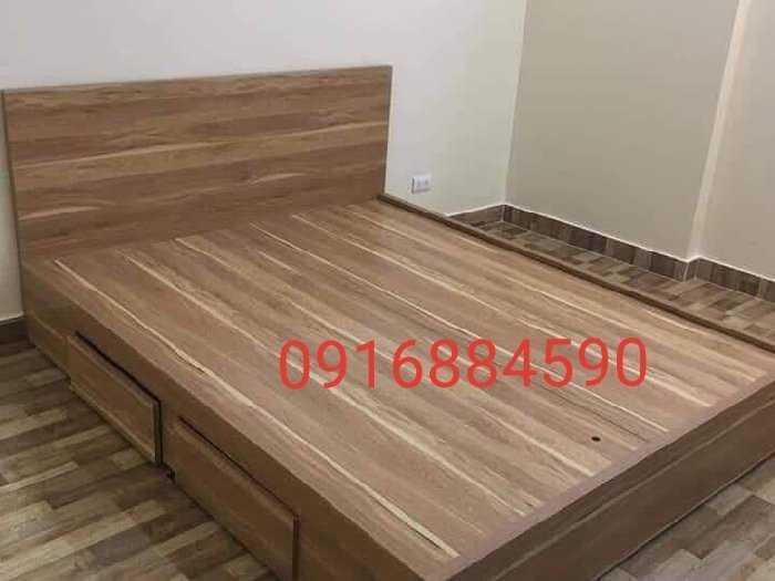 Giường ngủ 1.6 dài 2 mét già thanh lý ta0