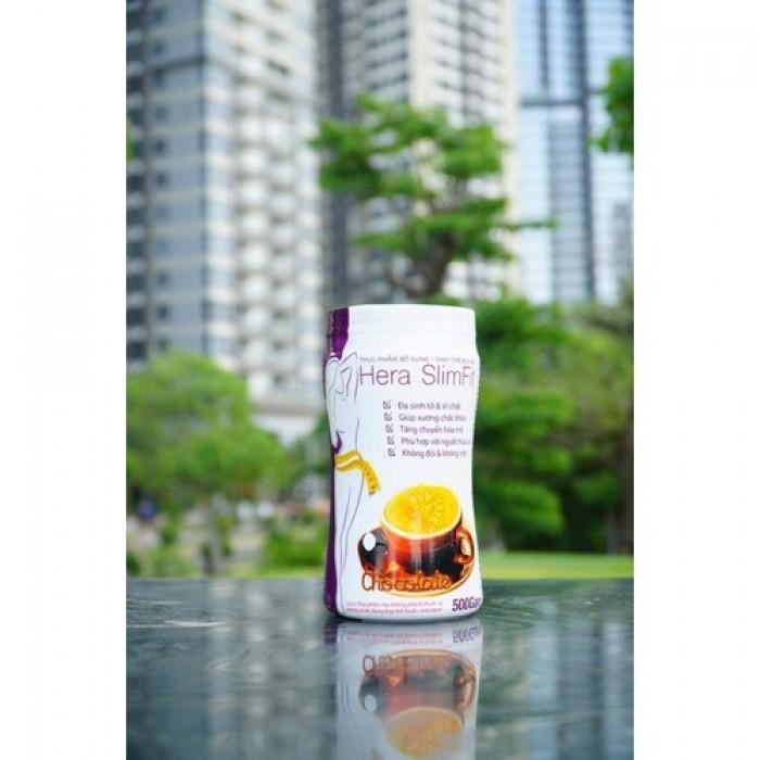 Sữa Hera Slimfit 500g - Giảm cân, Bổ sung đa vitamin và khoáng chất, Giàu chất xơ, Tăng chuyển hóa mỡ2