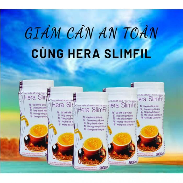 Sữa Hera Slimfit 500g - Giảm cân, Bổ sung đa vitamin và khoáng chất, Giàu chất xơ, Tăng chuyển hóa mỡ6