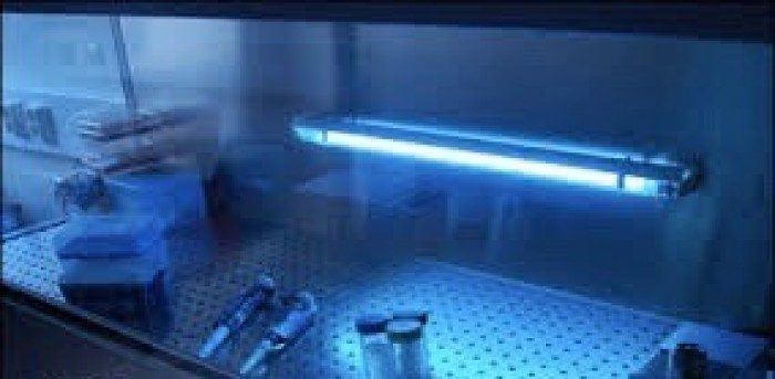Bộ bóng UV 60cm diệt khuẩn không khí  giúp khử trùng, diệt khuẩn0