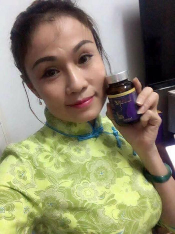 Viên uống nội tiết tố nữ Elisa HLP Nhật Bản4
