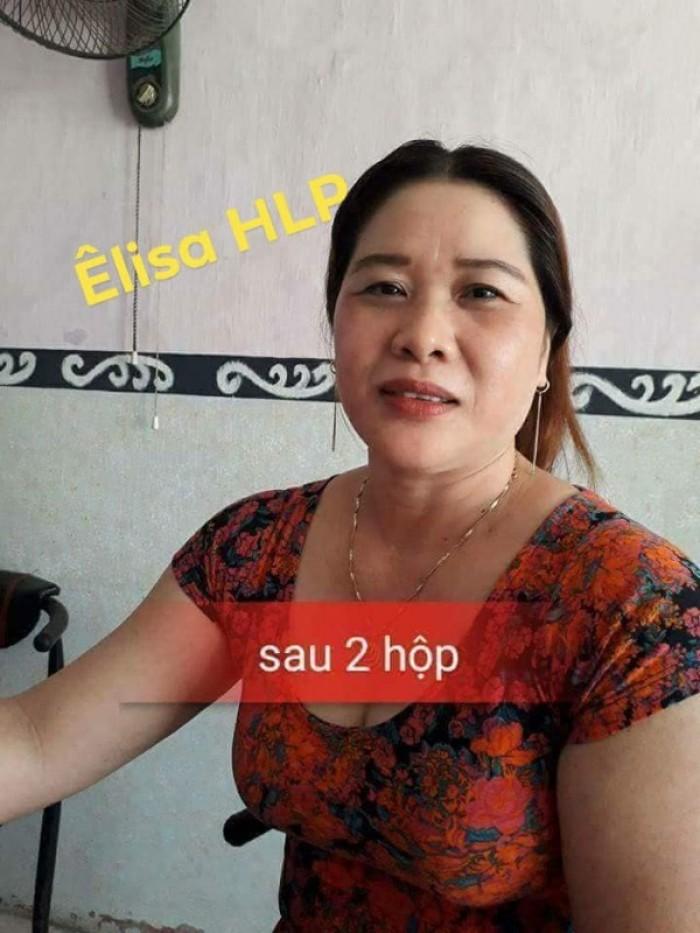 Viên uống nội tiết tố nữ Elisa HLP Nhật Bản14