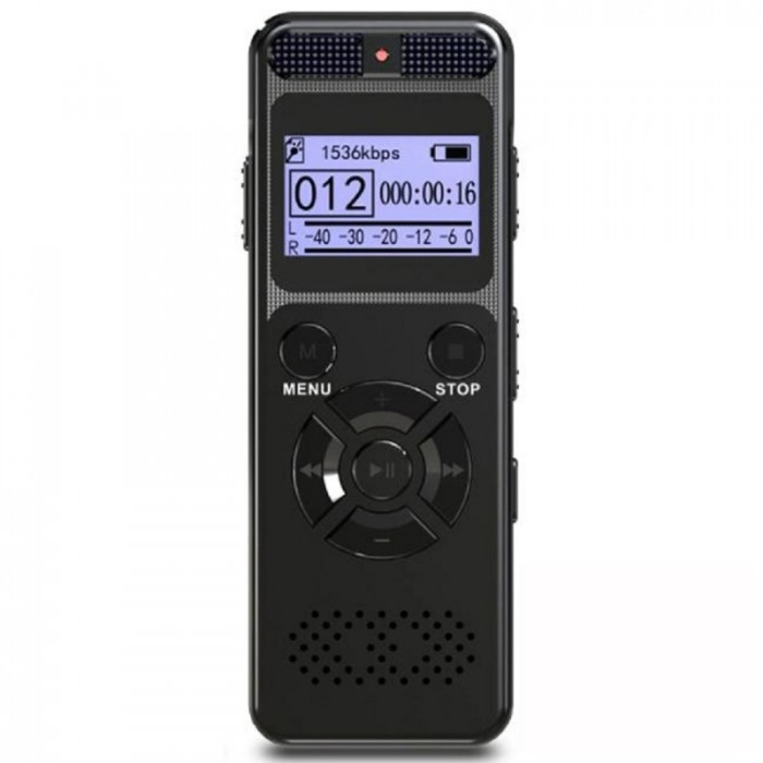 MÁY GHI ÂM SUNTECH V32-8G: Kích thước: ( H x W x D ) 92.5 x 32.5 x 9.5mm * Trọng lượng: 98g 3