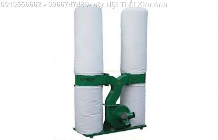 máy hút bụi công nghiệp 2 túi vải