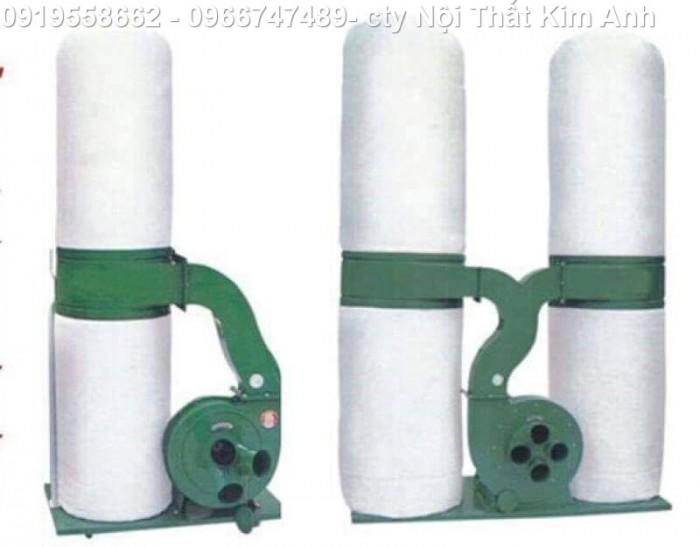 máy hút bụi 2 túi vải long an