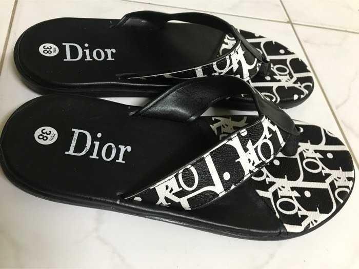 Dép nam Dior thời trang,dây nịt thời trang2