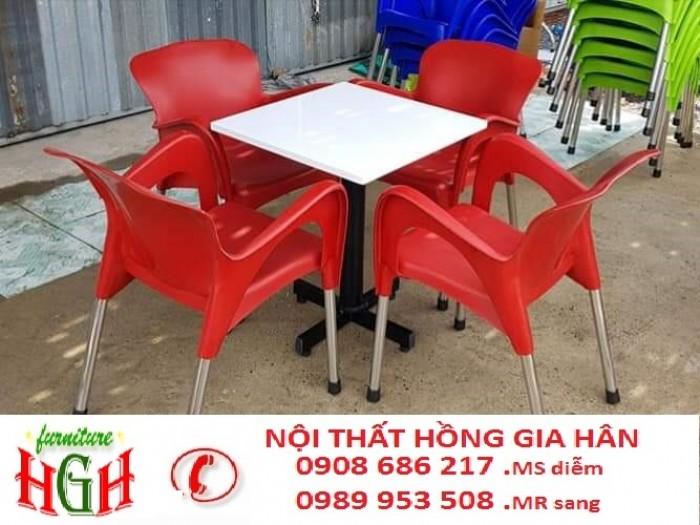 ghế nhựa nữ hoàng giá rẻ nhất n51
