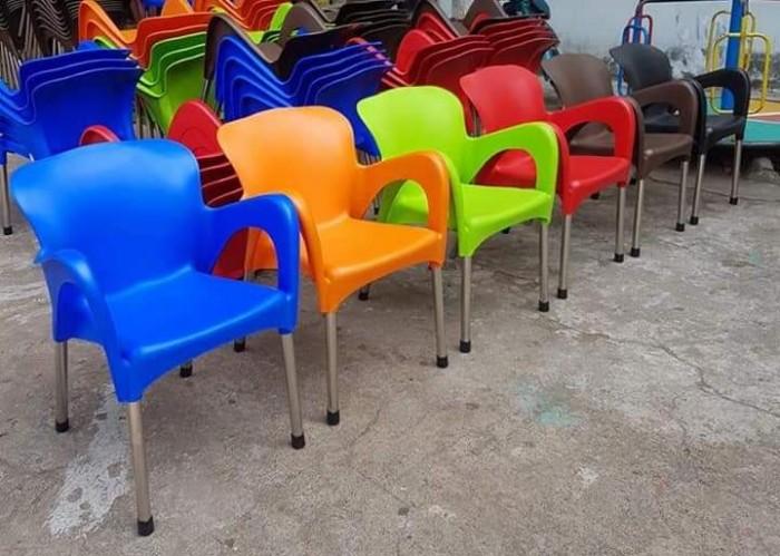 ghế nhựa nữ hoàng giá rẻ nhất n53