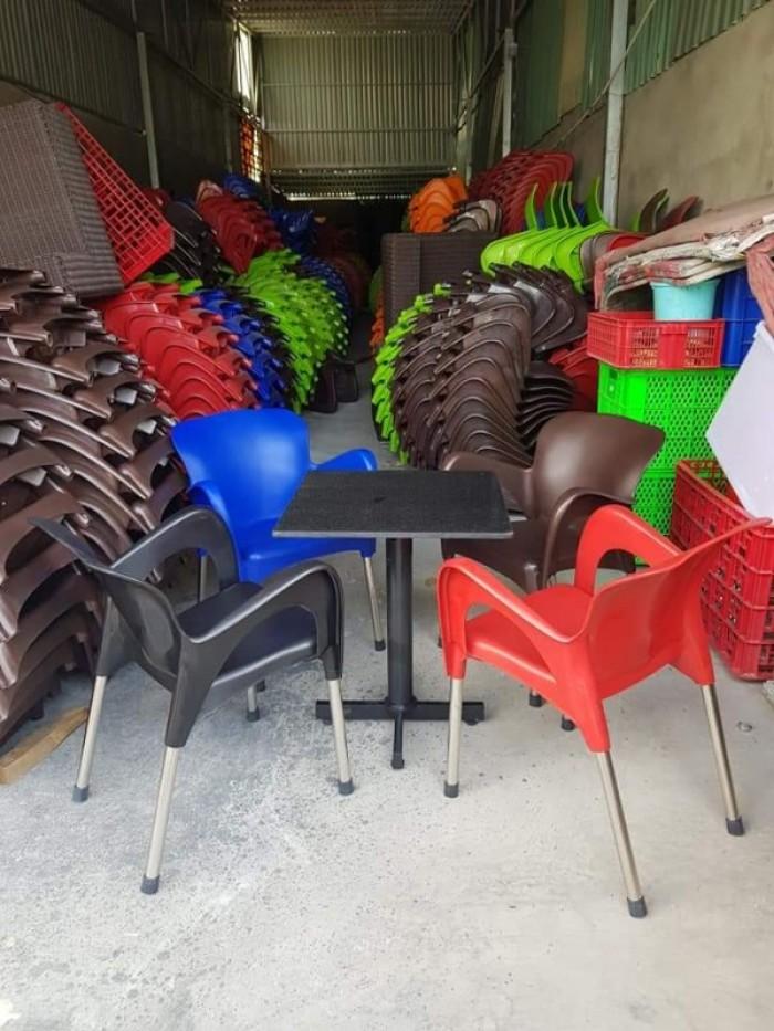 ghế nhựa nữ hoàng giá rẻ nhất n54