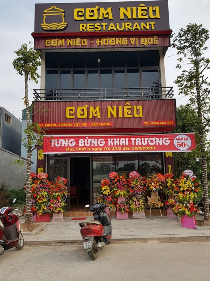 Máy tính tiền cảm ứng cho Nhà hàng - Quán ăn tại Bắc Giang - Bắc Ninh- Ninh Bình2