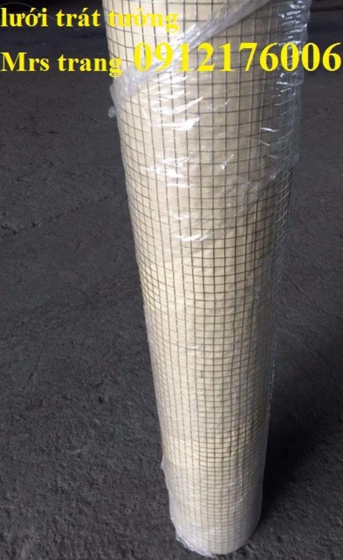 Lưới trát tường ô vuông 5x5, 10x10, 20x20, 25x25…0