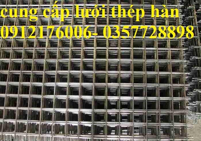 Chuyên cung cấp các loại lưới thép hàn số lượng lớn4