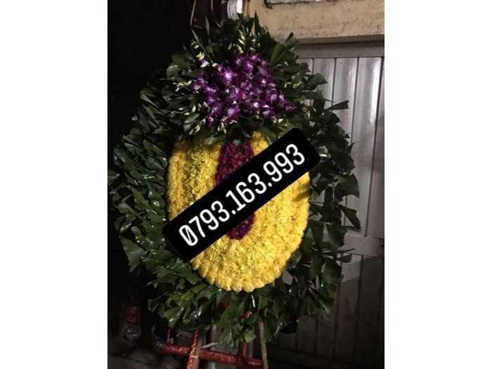 hoa tang lễ1