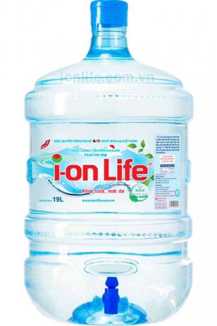 Nước ion life 19 lít0